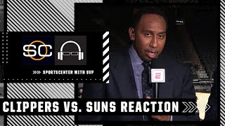 Stephen A. sounds off on Paul George missing FTs: 'Must close when you're a star'   SC with SVP