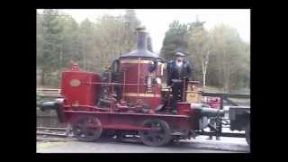 Beamish: Great North Steam Fair 12/4/12 Part 1