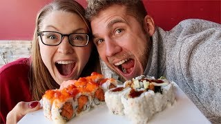 OUR FIRST EVER SUSHI RESTAURANT | VISITING 11 YEARS LATER! (11.13.18)