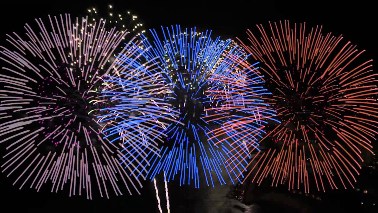 Por Que Los Fuegos Artificiales Son De Colores Youtube