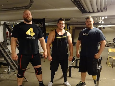 Deadlift with Johannes Årsjö