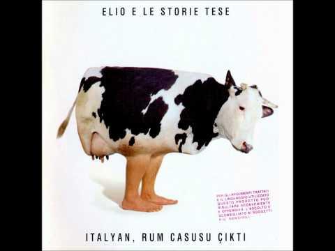 Elio E Le Storie Tese - Il Vitello Dai Piedi Di Balsa (+ Reprise) feat. Enrico Ruggeri