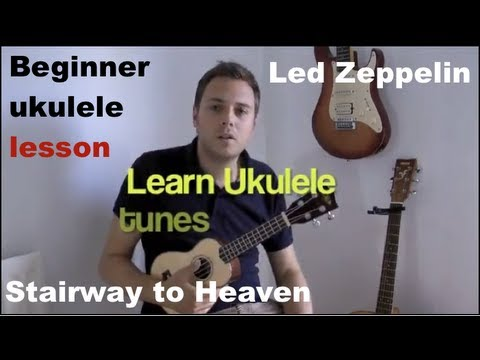 Led Zeppelin Stairway To Heaven How To Play Stairway To Heaven