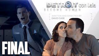 Video de Y ACABAR CON UN BESO | Detroit: Become Human (Final)