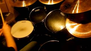 Amon Amarth - Twilight of the Thunder God Drum Cover [1080p]