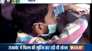 Sonam Kapoor and Salman Khan Admitted to Hospital Due to Swine Flu - India TV