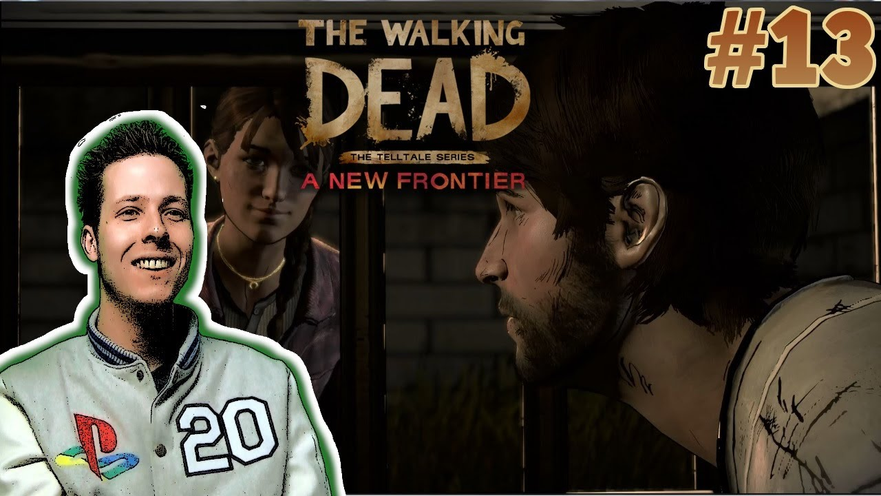 the walking dead a new frontier gameplay ps4 part 13. Black Bedroom Furniture Sets. Home Design Ideas
