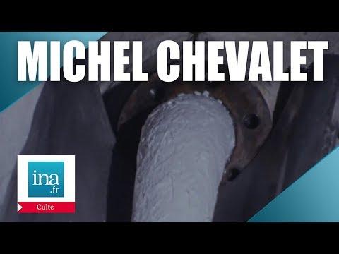 Michel Chevalet 'Le plastique, c'est fantastique' | Archive INA