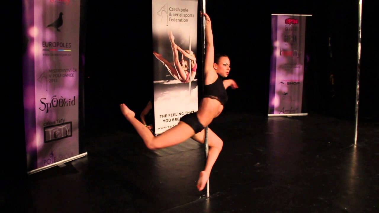Video Pole Dance Show