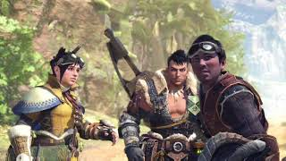 Análisis de Monster Hunter World en Xbox One X