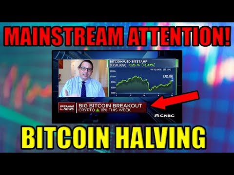 Bitcorn CLOSE To Breaking $9000! CNBC FINALLY TALKS BITCOIN'S HALVING 2020! [News & Opinion]