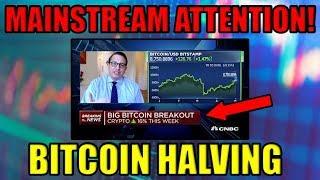 Bitcorn CLOSE to Breaking $9000! CNBC FINALLY TALKS BITCOIN'S HALVING 2020! [News & Opinion]