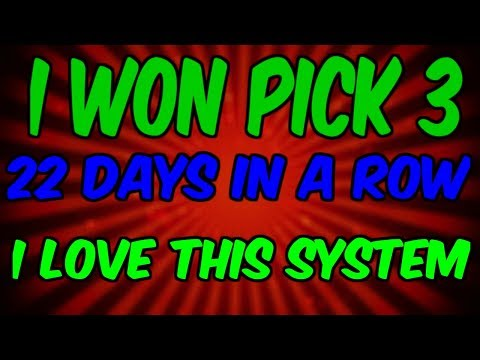 Download How To Win The Lottery Pick 3 Hits Before And After