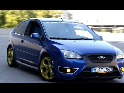 Ford Tuning Club Focus St Youtube