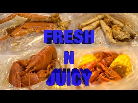 Hot 'n Juicy Crawfish