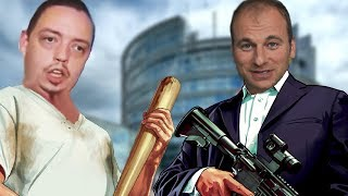 Andreas und Marcell D'Avis gegen Artikel 13! [YouTube Kacke Short Film]