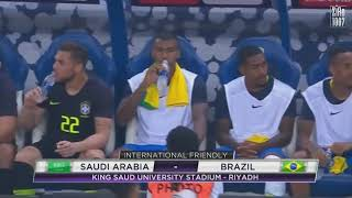 Resume bresil Arabie saudite