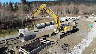 Rocklin Street Storm Sewer Installation