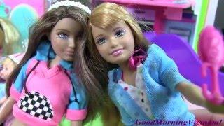 🙏🙏Cuộc Sống Búp Bê Barbie & Ken ( Tập 14 ) Ngày Chủ Nhật Đáng Thương Của Raquelle (Chị Bí Đỏ)