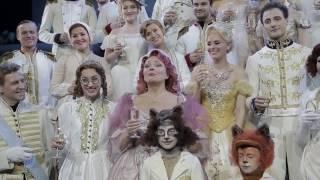 Золушка   мюзикл номер 1 в России