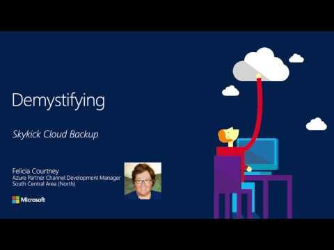 Skykick Cloud Backup