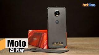 Moto Z2 Play — обзор смартфона
