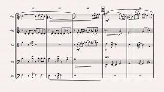 Libertango - Astor Piazolla - Tango Nuevo - String Quintet Resimi