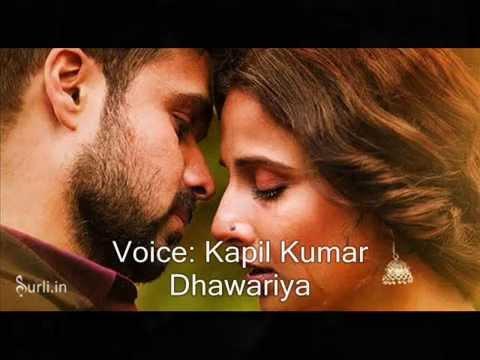 Audio: Hamari Adhuri Kahani - Humnava   Song Video   Emraan   Vidya