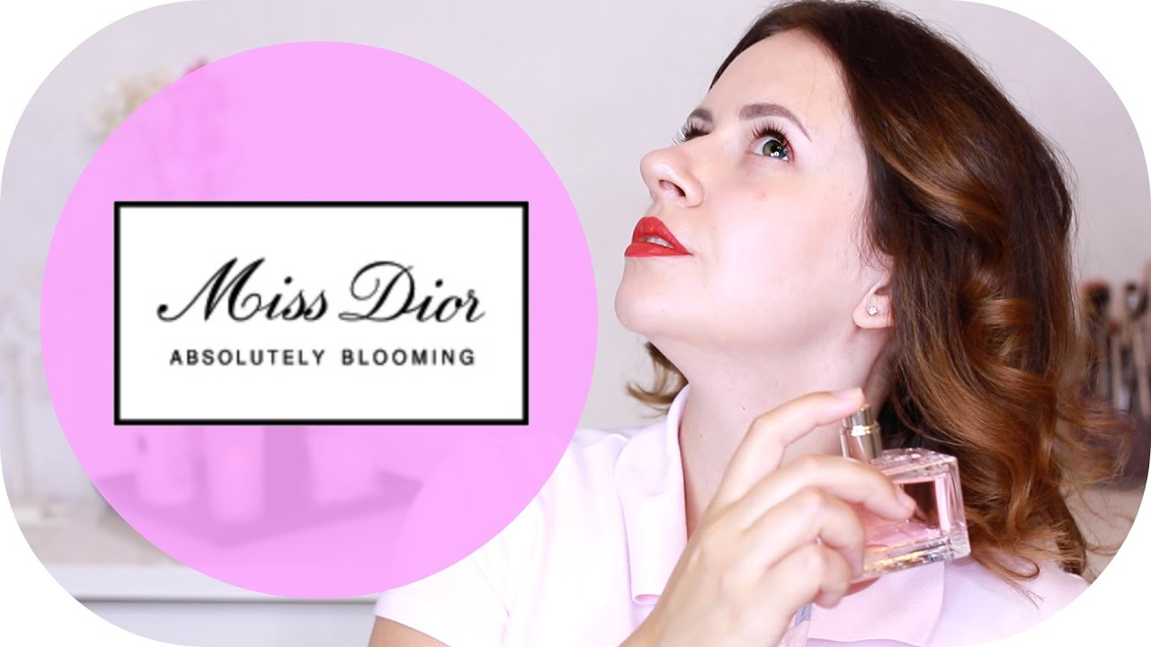 MISS DIOR ABSOLUTELY BLOOMING  by Christian Dior | НОВИНКИ ПАРФЮМА с NIKKOKO8