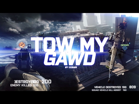 TOW MY GAWD! - A Battlefield 4 Tow Missile Montage by Cosair