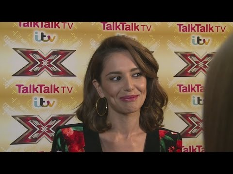 """Simon Cowell says he's """"created a monster"""" giving Cheryl a producer role"""