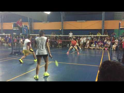 Mixed Doubles Level A Full Match