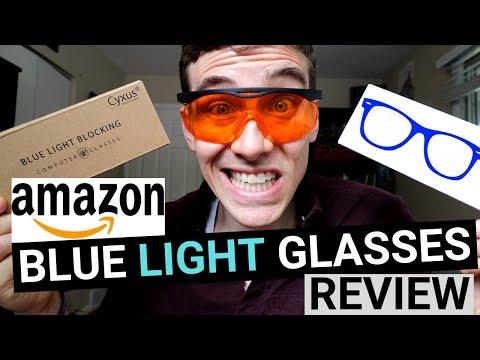 Best Blue Light Glasses Found On Amazon - Blue Light Glasses Review