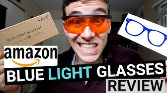Best Blue Light Glasses Found on Amazon - Blue Light Glasses Review