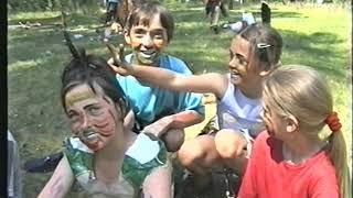 ПРОГУЛКА В ЛЕС!!! Игра в ИНДЕЙЦЕВ!!! Летняя площадка 90-х в начальной школе!!!