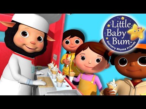 Ten Little Pancakes | Nursery Rhymes | Original Song By LittleBabyBum!