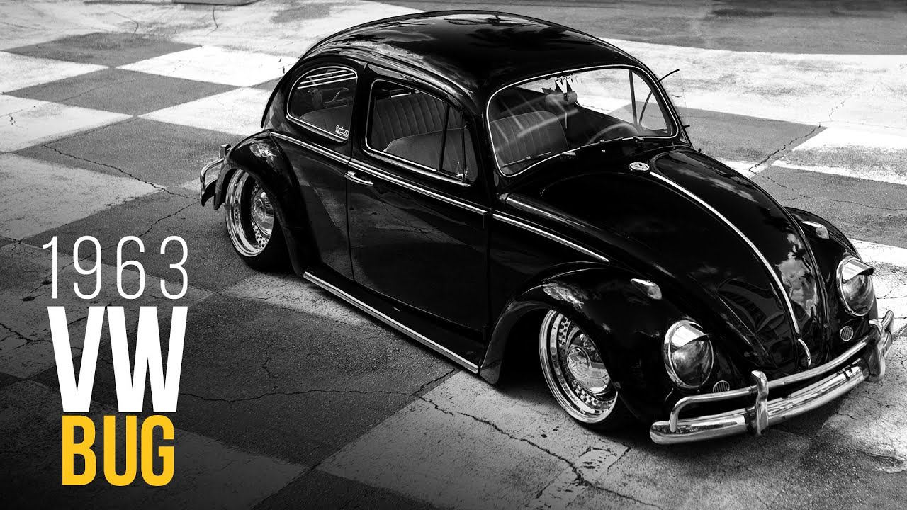 Power Wallpaper Hd 1963 Vw Bug E Level Equipped Youtube