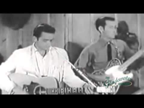 The Gladewater Museum - Johnny Cash,  I Walk the Line and Gladewater