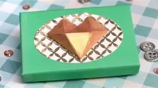 Cajita regalo handmade / Handmade Giveaway box