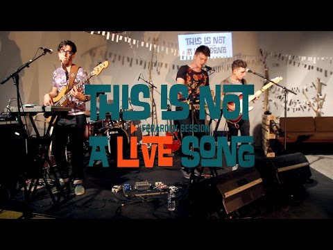 This is Not a LiVE Song Ferarock Sessions - MOFO PARTY PLAN