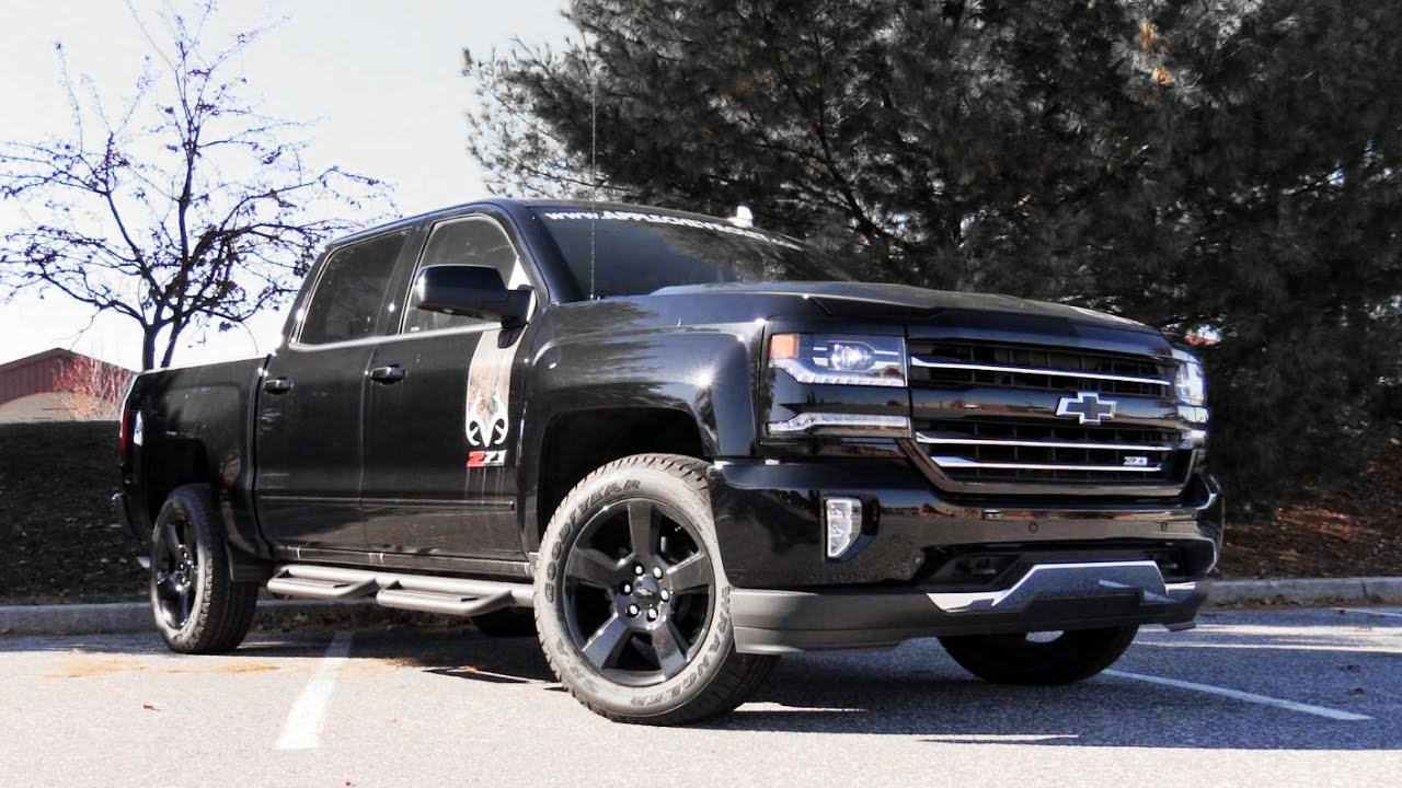 2017 chevrolet silverado ltz z71 review youtube. Black Bedroom Furniture Sets. Home Design Ideas