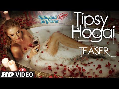 TEASER: 'Tipsy Hogai' Video Song | Dilliwaali Zaalim Girlfriend | Full Song Going LIVE On 26th Feb