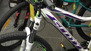 Обзор линейки велосипедов Scott Contessa 2016