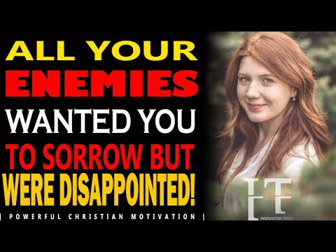 Download GOD IS BRINGING YOU REST FROM EVERY ENEMY THAT WANTED YOU TO BE SORROWFUL ! THE ENEMIES WILL BE FREE