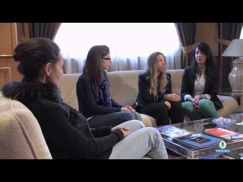 Las mujeres y la UPM entrevista a alumnas de arquitectura
