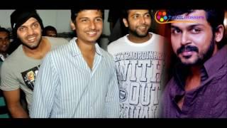 Angry Vishal | Arya, Jayam Ravi, and Jeeva Keeps Distance from Vishal! Why..?