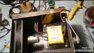 Как сделать сварочный аппарат для скруток или контактная сварка(Делаем сварку., 2016-12-16T23:30:45.000Z)