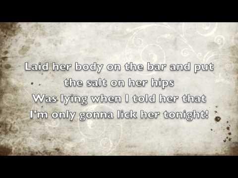 Nickelback-Midnight Queen Lyrics