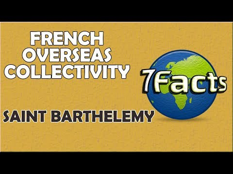 7 Facts about Saint Barthélemy