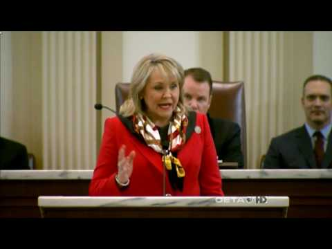 Gov. Mary Fallin delivers State of the State